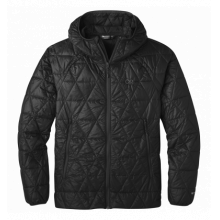 Men's Helium Insulated Hoodie by Outdoor Research in Squamish BC