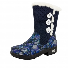 Nanook Winter Garden Navy by Alegria