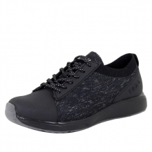 Women's TRAQ Qest Black by Alegria