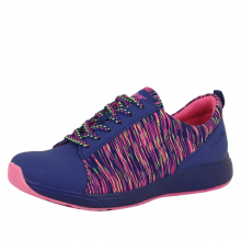 Women's TRAQ Qest Navy by Alegria