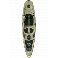 RS117 Sit-On-Top Fishing Kayak by Bonafide Kayaks