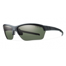 Approach Max Matte Black by Smith Optics in Golden Co