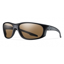 Chamber Elite Black Polarized Brown