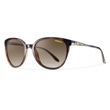 Cheetah Tortoise Polarized Brown Gradient by Smith Optics in Ponderay Id
