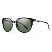 Cheetah Black Polarized Gray Green by Smith Optics in East Lansing Mi