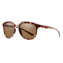 Clayton Yellow Tortoise Polarized Brown by Smith Optics