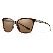 Colette Tortoise Polarized Brown by Smith Optics in Ponderay Id