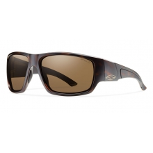 Dragstrip Matte Tortoise Polarized Brown by Smith Optics