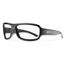 Drop Elite Matte Black Clear by Smith Optics