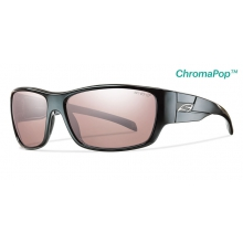 Frontman Black ChromaPop+  Polarchromic Ignitor by Smith Optics in Ponderay Id