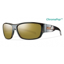 Frontman Tortoise ChromaPop+  Polarized Bronze Mirror by Smith Optics in Bozeman Mt