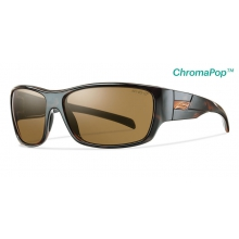 Frontman Tortoise ChromaPop+  Polarized Brown by Smith Optics