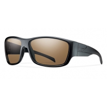 Frontman Elite Black Polarized Brown by Smith Optics
