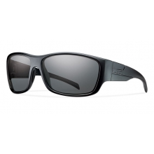 Frontman Elite Black Polarized Gray by Smith Optics