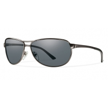 Gray Man Elite Matte Gunmetal Gray by Smith Optics