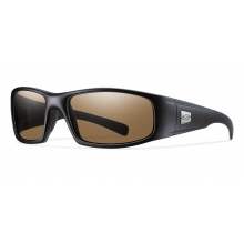 Hideout Elite Black Polarized Brown by Smith Optics