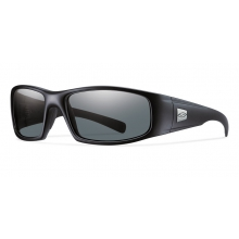 Hideout Elite Black Polarized Gray by Smith Optics