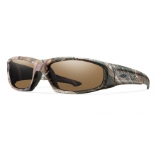 Hudson Elite Realtree AP Polarized Brown by Smith Optics