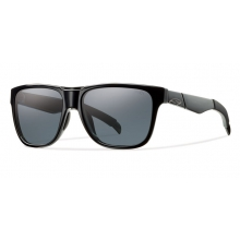 Lowdown Black Polarized Gray by Smith Optics in Iowa City Ia