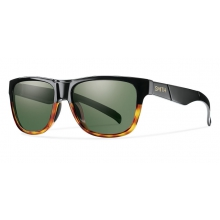 Lowdown Slim Black Fade Tortoise Gray Green by Smith Optics