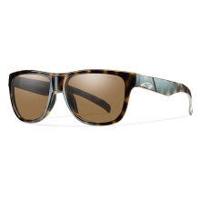 Lowdown Slim Tortoise Polarized Brown by Smith Optics in Birmingham Al