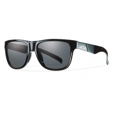 Lowdown Slim Black Polarized Gray by Smith Optics in East Lansing Mi