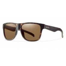 Lowdown XL Matte Tortoise Polarized Brown by Smith Optics