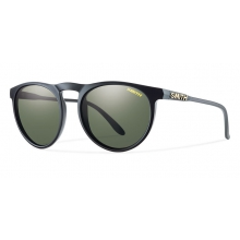Marvine Matte Black Polarized Gray Green by Smith Optics