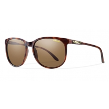 Mt. Shasta Matte Tortoise Polarized Brown by Smith Optics in Edwards Co