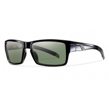 Outlier Black Polarized Gray Green by Smith Optics