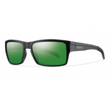 Outlier Matte Black by Smith Optics in Iowa City Ia