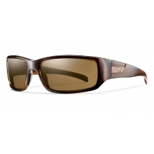 Prospect Brown Stripe Polarized Brown by Smith Optics in Edwards Co