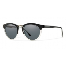 Questa Matte Black Crystal Polarized Gray