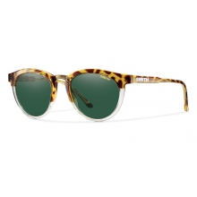 Questa Amber Tortoise Green by Smith Optics