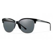 Rebel Black Polarized Gray by Smith Optics in Truckee Ca