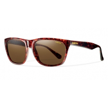 Tioga Vintage Havana Polarized Brown by Smith Optics