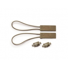 Boogie Bungee Cord/Hook-and-Loop Strap Kit Tan 499 by Smith Optics