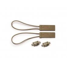 Boogie Bungee Cord/Hook-and-Loop Strap Kit Tan 499