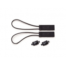 Boogie Bungee Cord/Hook-and-Loop Strap Kit Black by Smith Optics