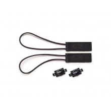 Boogie Bungee Cord/Hook-and-Loop Strap Kit Black
