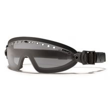 Boogie Sport Goggle Black - Asian Fit Gray Mil-Spec by Smith Optics