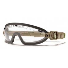 Boogie Sport Goggle Multicam - Asian Fit Clear Mil-Spec by Smith Optics