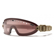 Boogie Sport Goggle Tan 499 - Asian Fit Ignitor Mil-Spec by Smith Optics