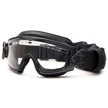 Lopro Regulator Goggle Black Clear Mil-Spec Field Kit by Smith Optics