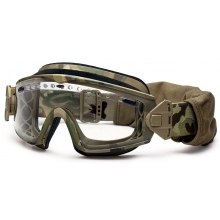 Lopro Regulator Goggle Multicam Clear Mil-Spec Deluxe Kit by Smith Optics
