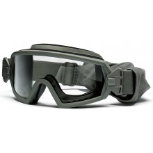 Outside The Wire (OTW) Foliage Green - Asian Fit Clear Mil-Spec Deluxe Kit by Smith Optics