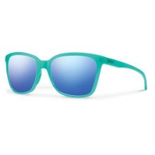 Colette Opal Blue Flash Mirror by Smith Optics