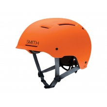 Axle Matte Neon Orange Small (51-55 cm) by Smith Optics