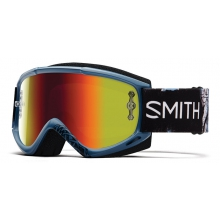 Fuel V.1 Max M Sketchy Red Mirror by Smith Optics