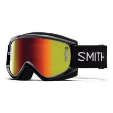 Fuel V.1 Max M Black Red Mirror by Smith Optics